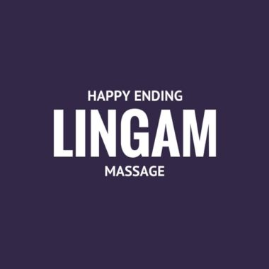 Learn about our happy ending lingam massage service