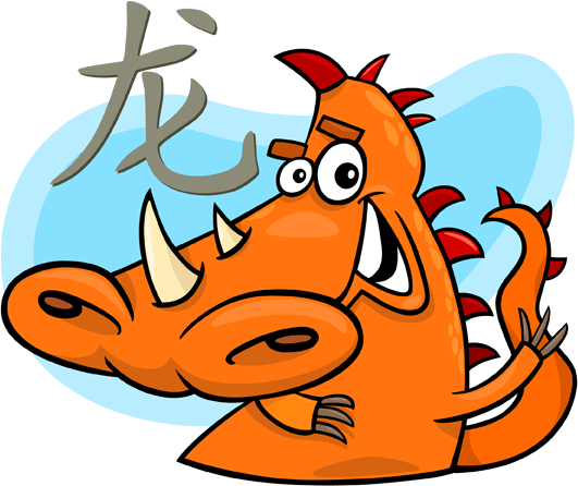 Chinese sign of the dragon