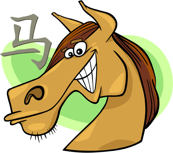 Chinese sign of the horse