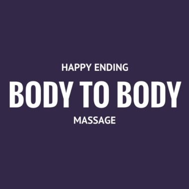 Learn about our happy ending body to body massage service