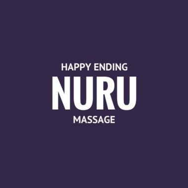Learn about our happy ending nuru massage service