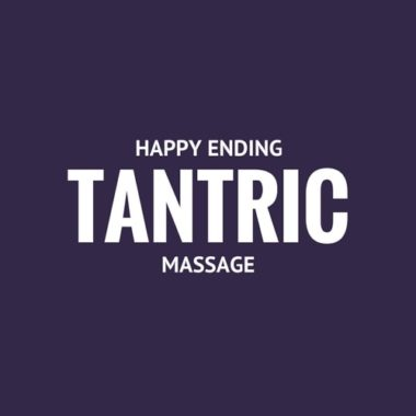 Learn about our happy ending tantric massage service
