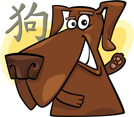 Chinese sign of the dog