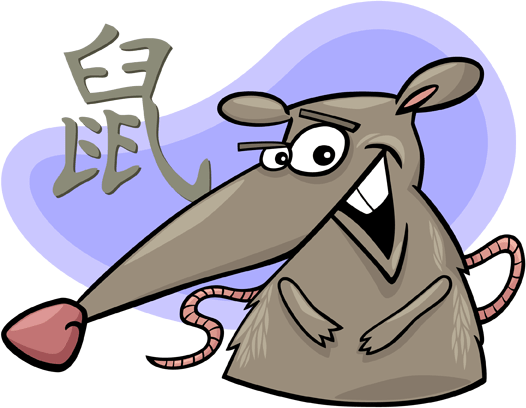 Chinese sign of the rat