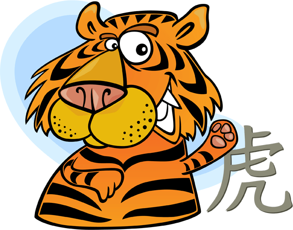 Chinese sign of the tiger